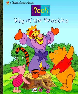 Image for King of the Beasties (Pooh) (Little Golden Books)