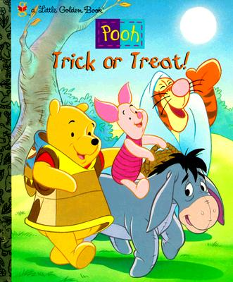 Image for Pooh Trick or Treat! (Little Golden Book)