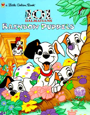 Image for 101 Dalmatians Rainbow Puppies