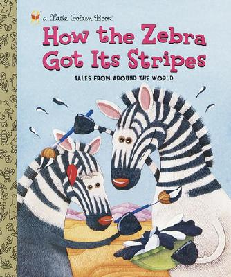 Image for How The Zebra Got Its Stripes
