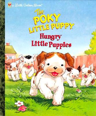 Image for The Poky Little Puppy: Hungry Little Puppies Little Golden Book)