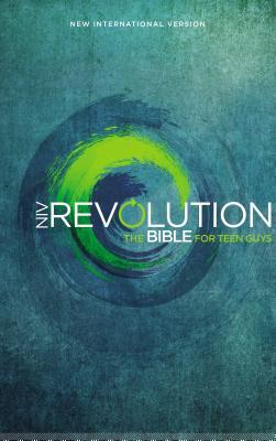 Image for NIV Revolution Bible HC