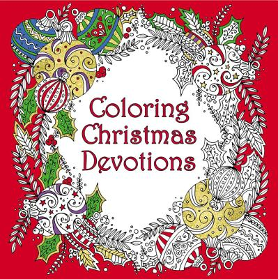 Image for Coloring Christmas Devotions (Coloring Faith)