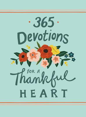 Image for 365 Devotions for a Thankful Heart