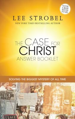 Image for The Case for Christ Answer Booklet