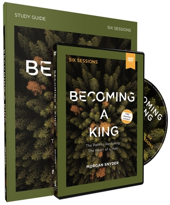 Image for Becoming a King Study Guide with DVD