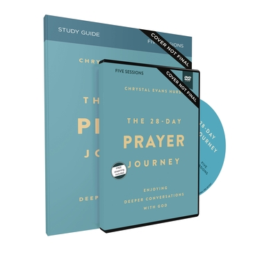 Image for The 28-Day Prayer Journey Study Guide with DVD: Enjoying Deeper Conversations with God