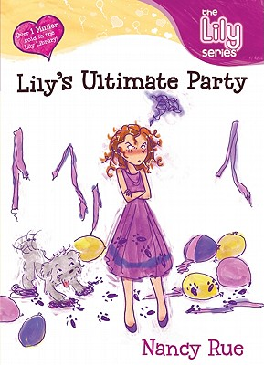 Image for Lily's Ultimate Party #4 Lily Series