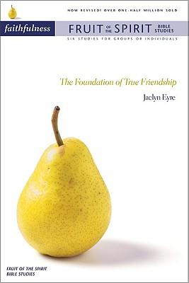 Image for Fruit of the Spirit Bible Studies: Faithfulness