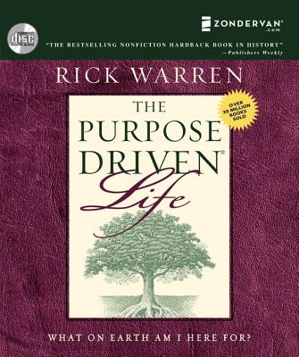 Image for PURPOSE DRIVEN LIFE