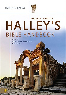Halley's Bible Handbook with the New International VersionDeluxe Edition, Henry H. Halley