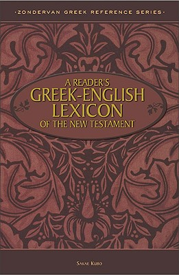 Image for Reader's Greek-English Lexicon of the New Testament