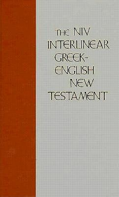 Image for The New International Version Interlinear Greek-English New Testament