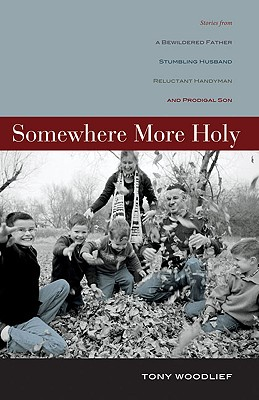 Image for Somewhere More Holy: Stories from a Bewildered Father, Stumbling Husband, Reluctant Handyman, and Prodigal Son