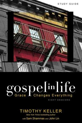 Image for Gospel in Life Study Guide: Grace Changes Everything