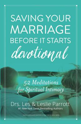 Image for Saving Your Marriage Before It Starts Devotional