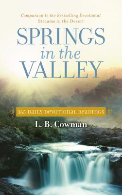 Image for Springs in the Valley: 365 Daily Devotional Readings