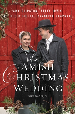 Image for An Amish Christmas Wedding: Four Stories
