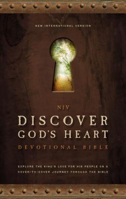 Image for NIV Discover God's Heart Devotional Bible: Explore the King's Love for His People on a Cover-to-Cover Journey Through the Bible