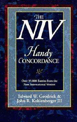 Image for NIV Handy Concordance, The