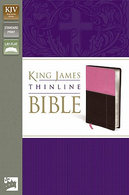 """Image for """"''KJV, Thinline Bible, Imitation Leather, PurpleBrown, Red Letter Edition''"""""""