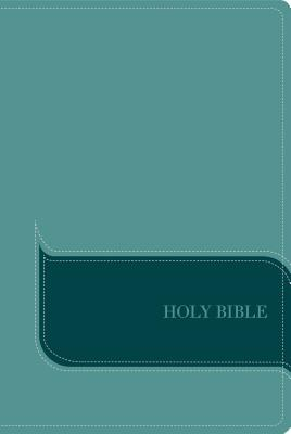 "Image for ""NIV Understand The Faith Study Bible (Thumb Index, Turquoise Italian Duo-Tone)"""