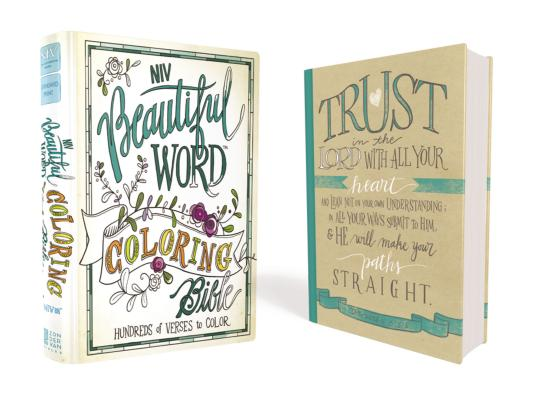 Image for NIV, Beautiful Word Coloring Bible