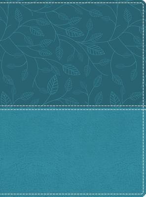 "Image for ""''NKJV, Large Print, Beautiful Word Bible (Imitation Leather, Blue)''"""