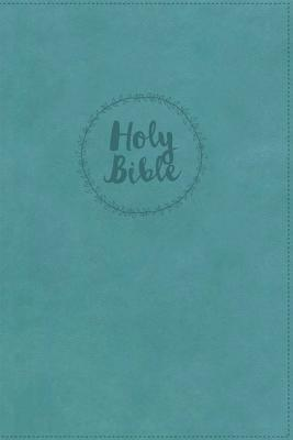 """Image for """"NIV Value Thinline Bible Teal Blue, Imitation Leather"""""""