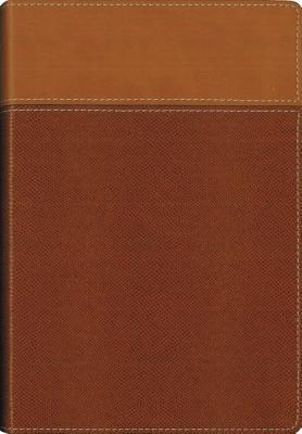 Image for NIV Thinline Bible LS Tan RL