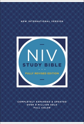 Image for NIV Study Bible, Fully Revised Edition, Hardcover, Red Letter, Comfort Print