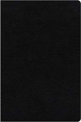 Image for NIV Study Bible, Fully Revised Edition, Bonded Leather, Black, Red Letter, Thumb Indexed, Comfort Print