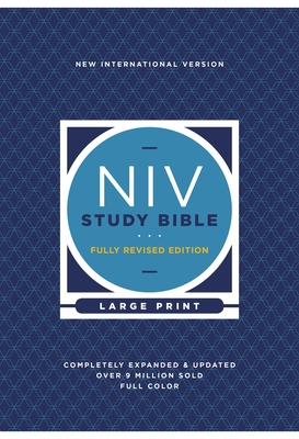 Image for NIV Study Bible, Fully Revised Edition, Large Print, Hardcover, Red Letter, Comfort Print