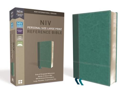 Image for NIV Personal Sz Ref Bible LP LS