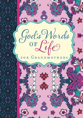 Image for God's Words of Life for Grandmothers