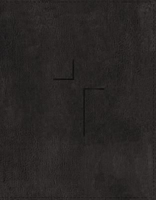 Image for The Jesus Bible, ESV Edition, Leathersoft, Black