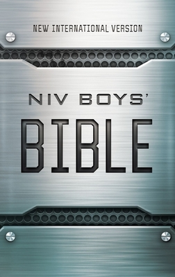 Image for NIV, Boys' Bible, Hardcover, Comfort Print