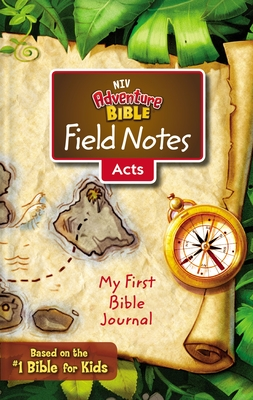 Image for NIV, Adventure Bible Field Notes, Acts, Paperback, Comfort Print: My First Bible Journal