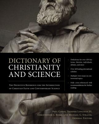 Image for Dictionary of Christianity and Science