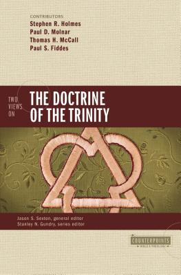 Image for Two Views on the Doctrine of the Trinity (Counterpoints: Bible and Theology)