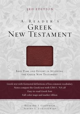 Image for A Reader's Greek New Testament: Third Edition