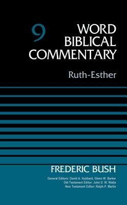Image for WBC Ruth, Esther (Word Biblical Commentary)