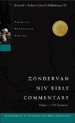 Image for Zondervan NIV Bible Commentary Volume 1: Old Testament