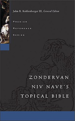 Image for NIV Nave's Topical Bible
