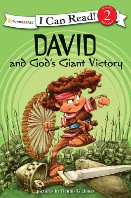 Image for David and God's Giant Victory: Biblical Values (I Can Read! / Dennis Jones Series)