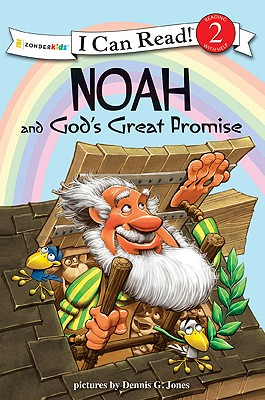 Image for Noah And God's Great Promise (I Can Read 2!)