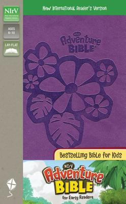 "Image for ""NIrV, Adventure Bible for Early Readers, Imitation Leather, Purple"""
