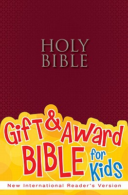 "Image for ""NIrV, Gift And Award Bible, Paperback, Burgundy"""