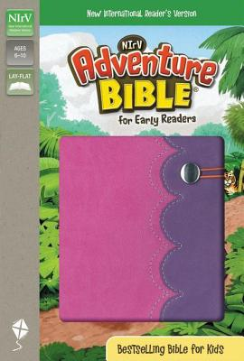 "Image for ""''NIrV, Adventure Bible for Early Readers, Imitation Leather, PinkPurple''"""