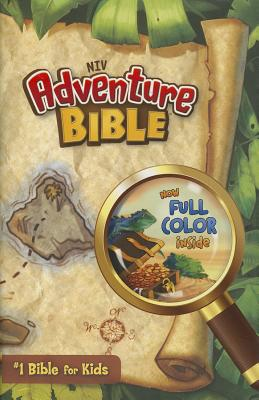 Image for Adventure Bible, NIV, Thumb Indexed